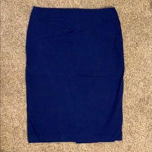 NY & Co High Waisted Skirt